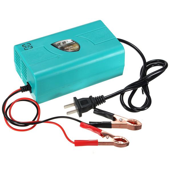 12V Batteri Automatisk Oplader til Bil Caravan RV Motorcykler 220V Bil Elektronik