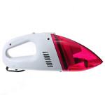 12V Mini Car Portable Handheld Vacuum Cleaner Red 60W High Power Car Repair Tools