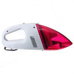 12V Mini Car Portable Handheld Vacuum Cleaner Red 60W High Power
