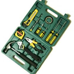 12st Bilreparationer Emergency Kit Kombination Verktyg Automotive Spare Tool