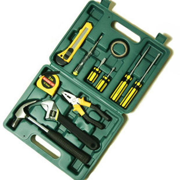 12pcs Car Repair Emergency Kit Combination Tool Automotive Spare Tool Car Repair Tools