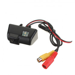 170°CCD Image Reversing Rear View License Plate Camera For Ford