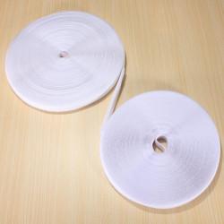 20mmX25m Velcro Sticky Adhesive Hook och Loop Tejp Sy Stitch Stick
