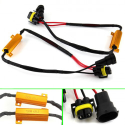 2 x Carchet H11 LED Turn Signal Load Resistor Canbus for BMW Audi