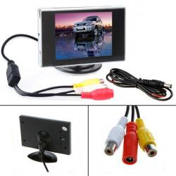 3,5 Zoll TFT LCD Screen Monitor hinten umge Rearview Backup Kamera