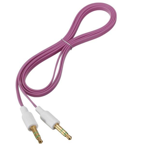 3,5 mm Stecker auf Stecker Car Audio Stereo AUX Kabel für iPod MP3 CD Autoelektronik