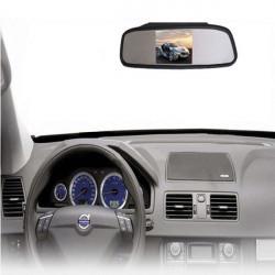 """4,3"""" TFT LCD-skärm Spegel Omvänd Bakåtriktad Backkamera DVD"""