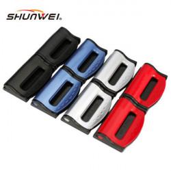 A Par SHUNWEI Bil Auto Lastbil Sikkerhed Seat Belt Buckle Clip