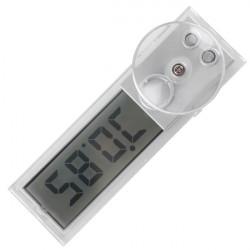 Accurate Car Min Thermometer Auto LCD Temperature Gauge