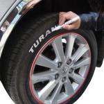 Auto Car Tire Tyre Marker Paint Pen Waterproof White Universal Car Repair Tools