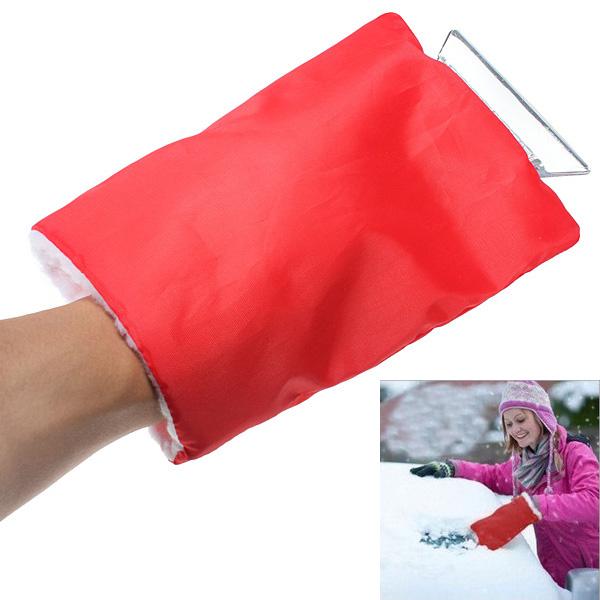 Auto Schnee, Eis, Frost Schaufel Wasserdicht Clean Tool Handschuhe Kfz-Wartung / Werkzeuge