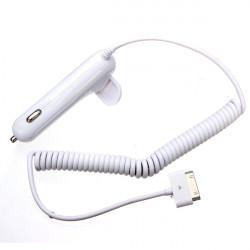CC30 DC 5.0V/2400mA DC 12-24V Car Charger With Electric Line