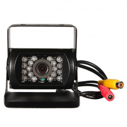CCD Bil Truck IR 12V / 24V Color Backkameran
