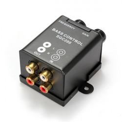 Auto Verstärker Bass Controller RCA Gain Level Lautstärkeregler Booster