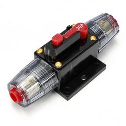 Car Audio Inline Leistungsschalter Sicherung für 12V Schutz SKCB 02 20A