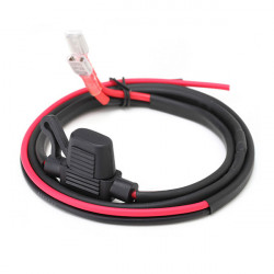 Car Cigarette Lighter Seat Cable with 10A fuse Waterproof