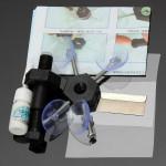 Bilglasärendet Windshield Repair Kit Chip Crack DIY Glass Repair Verktyg Set Fordonsvård & Tillbehör