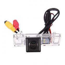 Bil HD Bakifrån Trådbunden Kamera Mörkerseende Vattentät för Nissan