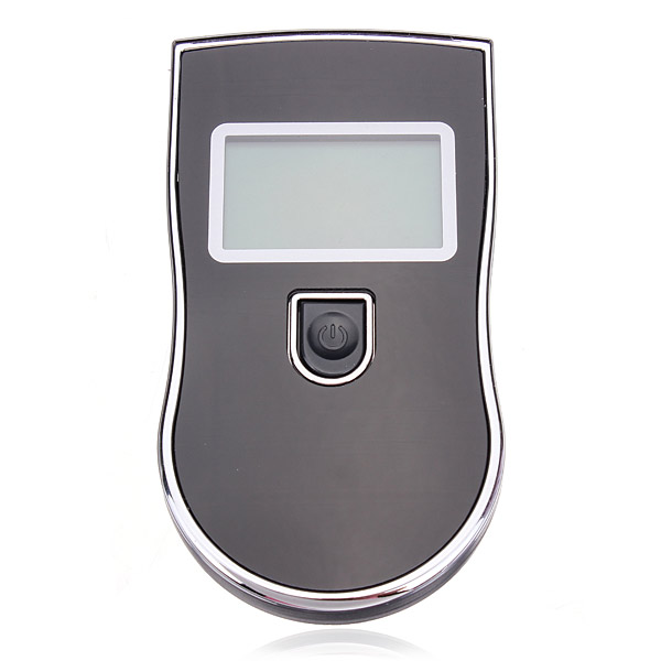 Bil med Hög Precision Digital Alcohol Tester AT6000 med LCD-display Bilelektronik