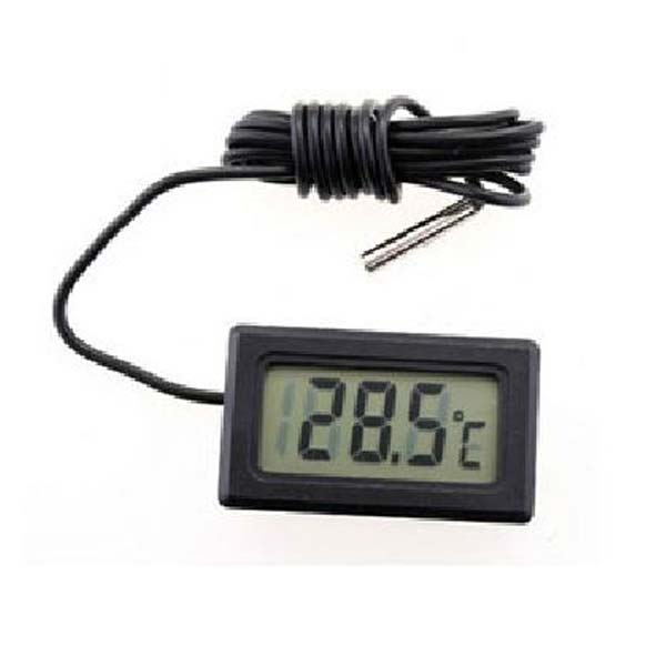 Car Mini Thermometer Universal Temperature Gauge Swimming Pool Car Electronics