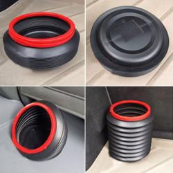 Car Multi-functional Foldable Retractable Barrel Trash Bin Storage Bucket