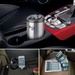 Car Power Inverter 12V to 220V 200W 150w Car Charger