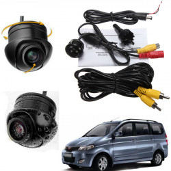 Car Rearview Camera Reversing Color Parking Waterproof Universal