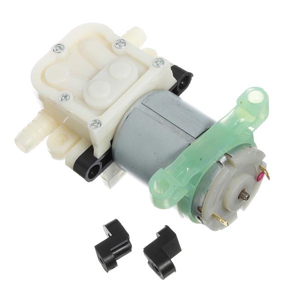 Membranpump Mini Vatten Luftpump 12V 1.2MPa för Fish Tank Car Fordonsvård & Tillbehör
