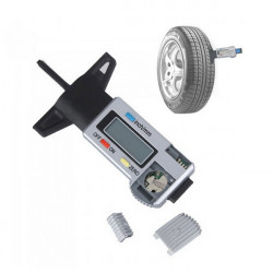 Digital Tyre Depth Gauge Tyre Tread Depth Gauge Measuring Tool