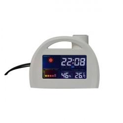 Fashion Multi-purpose Hushåll Bil Theromometer med LCD-display