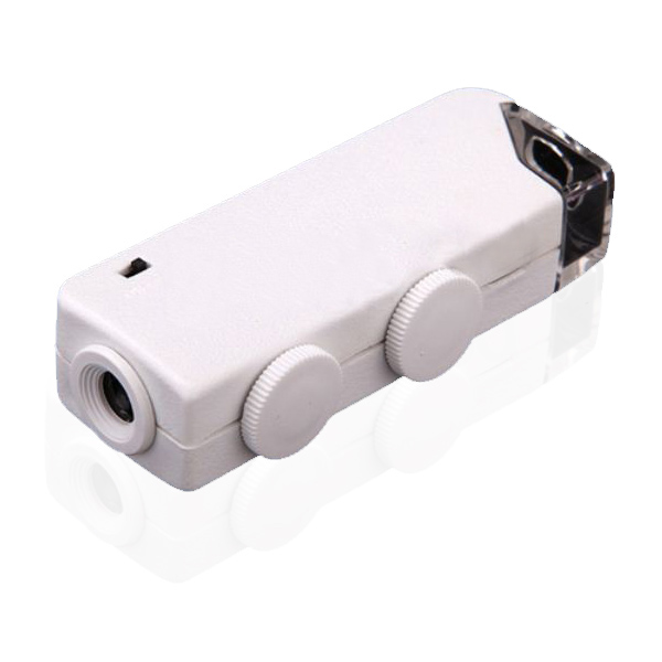 Handheld 160X-200X Zoom Lens LED Lighted Pocket Microscope Loupe Car Electronics