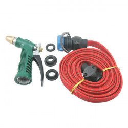 Spray WaterTool with 10m Water Hose Car Household Washing Tool