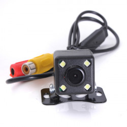 Waterproof 170 Wide HD Night Vision Camera Rear View Parking Sensor