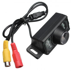 Waterproof E350 Color CMOS/CCD Car Rear View Camera Reverse Backup