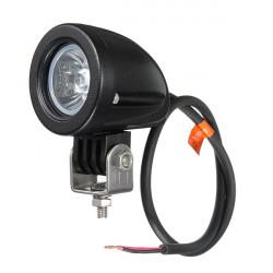 10W Cree LED Arbejdslampe 900LM Spot Beam 4WD HP Reverse Lamp
