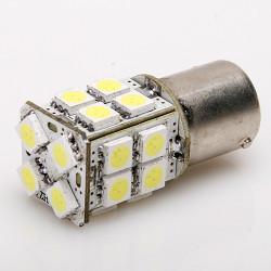 1156 Weiß 20 SMD Schalten Endstück Bremsen LED Birnen Licht