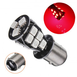 1157 BAY15D 18 SMD Red CANBUS OBC P21/5W Car LED Light Bulb