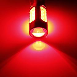 1157 BAY15D Xenon Vit 7,5 W Bromsljus Stopljus Signal