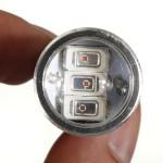 1157 Projector 5630 Chip LED Gelb / Bernstein Blinker Brems Schwanz Glühbirnen Autobeleuchtung
