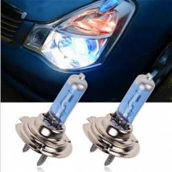 12V 100W H7 Xenon Licht Auto Halogenbirnen Super White Scheinwerferlicht