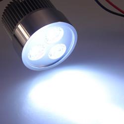 12V 15W Auto Motorrad Cree LED Day Spotlight Splitter