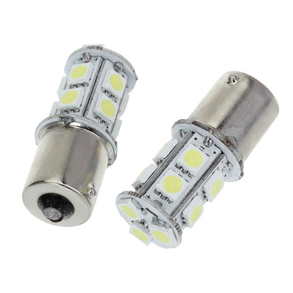 12V 3W 5050 13stk LED Auto Glühlampe Weiß + Warmweiß Autobeleuchtung