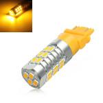 12V T25 3157 Samsung 5630 LED Blinkers Bulb Gul Bilbelysning
