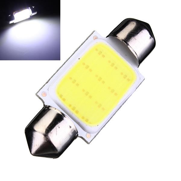 1.4W COB LED Car Festoon 36mm C5W Wedge INTERIOR Dome Light Car Lights