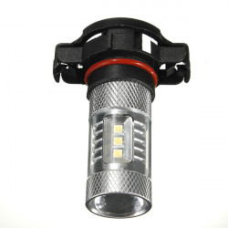 15W LED 5202 H16 Projector Car Bulb Fog Daytime Running Light Lamp
