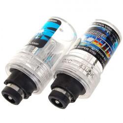 1 Paar D2C 35W Xenon Superanblick HID Träger Scheinwerfer Licht