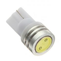 1W T10 168 194 DC 12V LED SMD Wedge Light Lamp Bulb White
