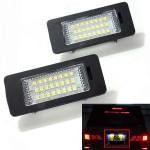 24 LED Kennzeichenbeleuchtung für Audi TT Q5 A4 A5 S5 VW Passat R36 2008 Autobeleuchtung
