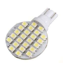 24 SMD LED T10 194 921 W5W Auto Landschaftsbau Licht Panal Lampe