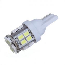 24SMD Led Drej Lys Bulb Bremse Tail Lamp for T10 1026
